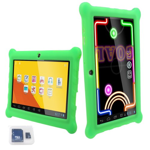 AGPtek® Kids Tablet with Android 4.1 – 7-Inch Wifi Camera ...